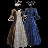 Odette Victorian Style Dress
