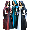 Medieval Demoiselle Dress
