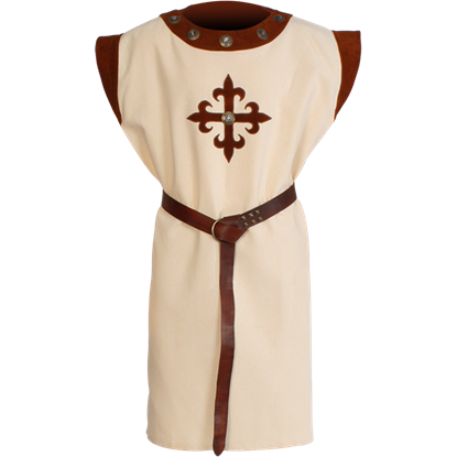 Noble Knights Tunic With Cross