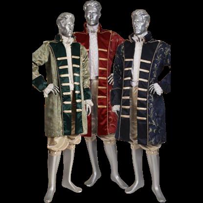 Imperial Baroque Jacket