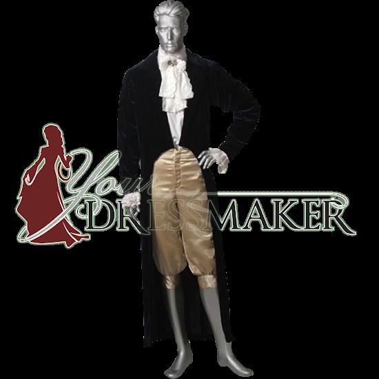 Men's Victorian Style Frock