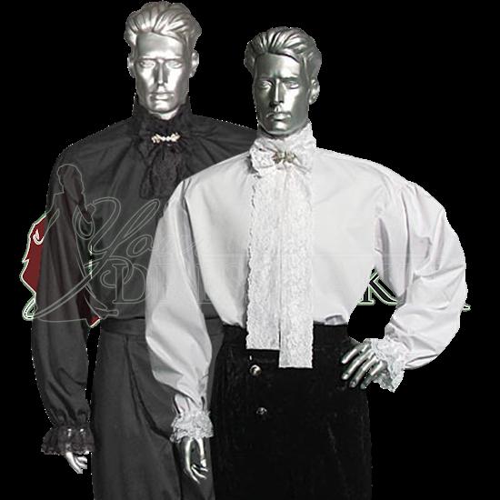 Gentleman's Renaissance Shirt