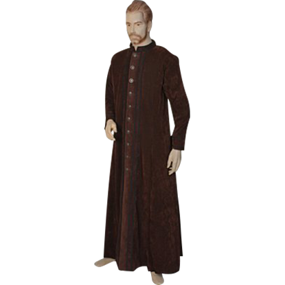 Noble's Suede Coat