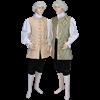 Gentleman's Baroque Vest