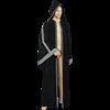 Mens Hooded Druidic Ritual Robe