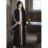 Mens Hooded Druidic Ritual Robe