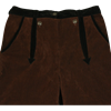 Medieval Suede Trousers