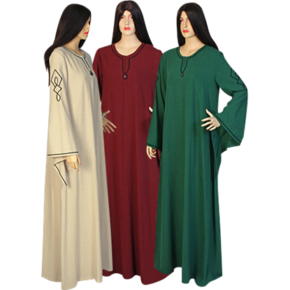 Wide Sleeved Norse Chemise