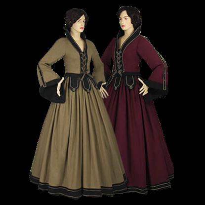 Medieval Contessa Dress