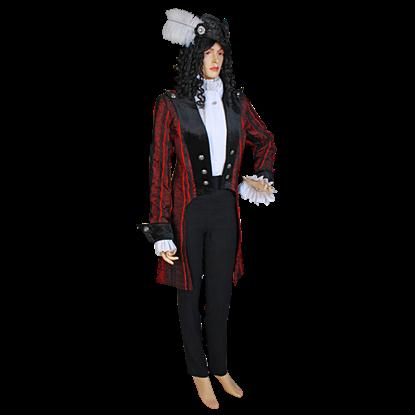 Womens Victorian Tailcoat