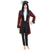 Womens Victorian Tailcoat