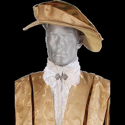Floppy Renaissance Hat