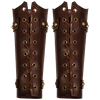 Studded Leather Arm Bracers