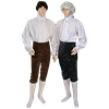 Mens Velvet Renaissance Pants