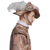 Mens Royal Tudor Hat