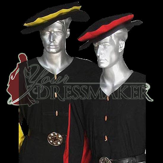 Mens Medieval Floppy Hat