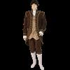 Open Front Baroque Jacket