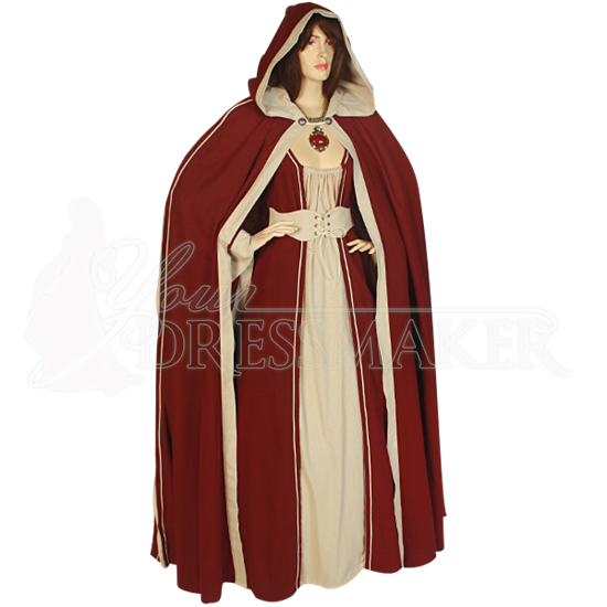 Womens Cotton Cloak