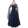 Royal Blue Renaissance Dress