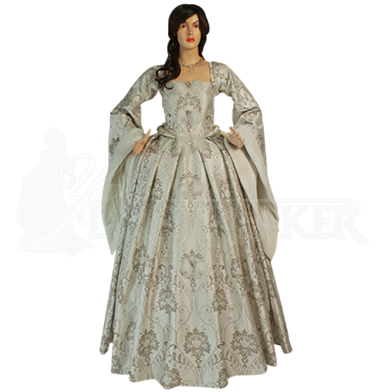 7df1d6308b Renaissance Wedding Gown - MCI-444 by Medieval and Renaissance Clothing