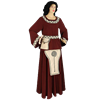 Medieval Chemise and Skirt Set