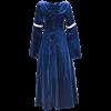 Royal Velvet Renaissance Dress