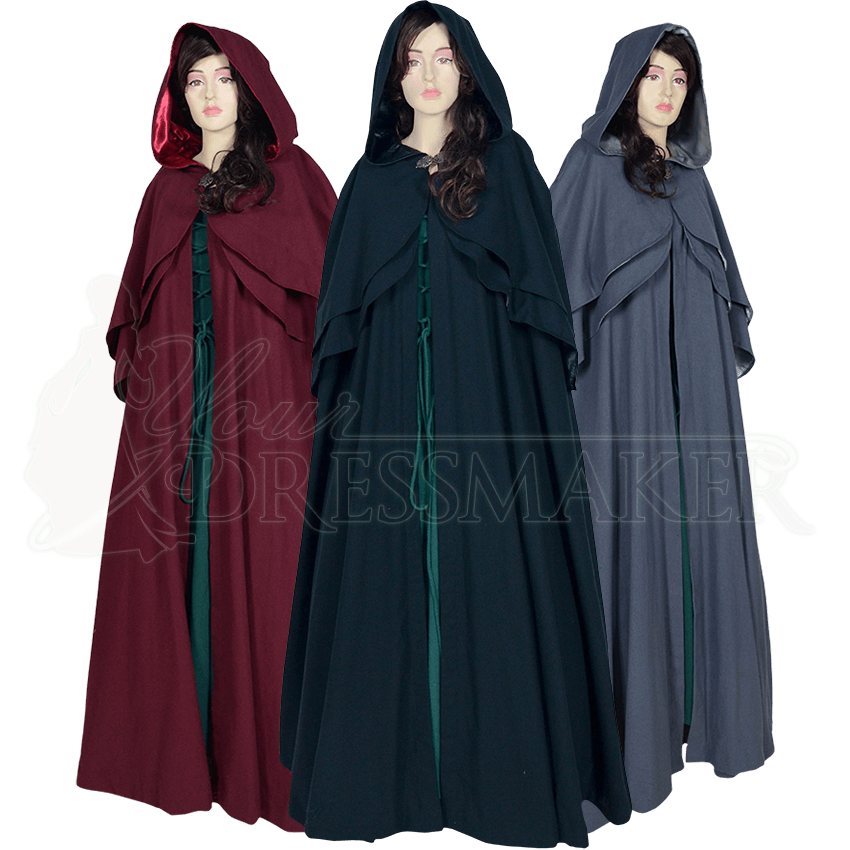 Womens Elven Cloak Mci 507 By Medieval And Renaissance