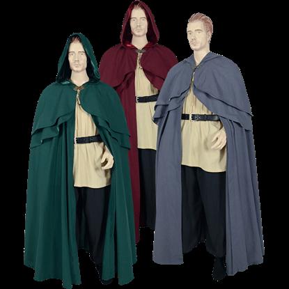 Mens Elven Cloak
