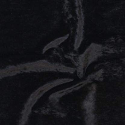 Antique Velvet Swatch - Black (12)