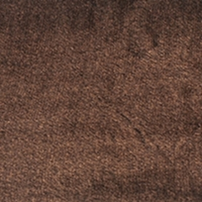 Faux Fur Swatch - Brown (05)