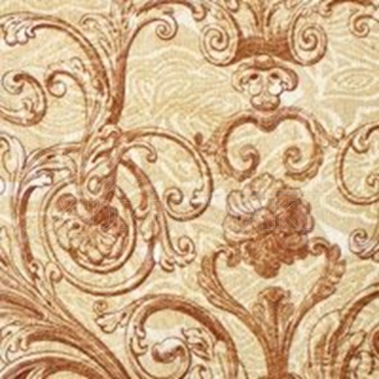 Brocade Fabric No 8 Swatch - Beige-Gold (20)