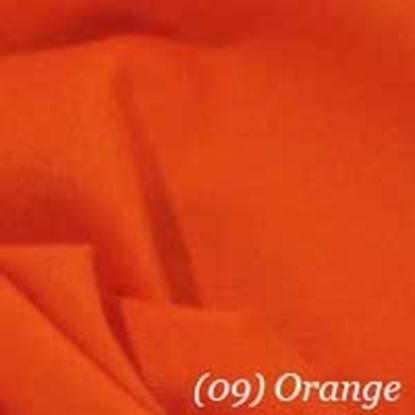 Cotton Swatch - Orange (05)
