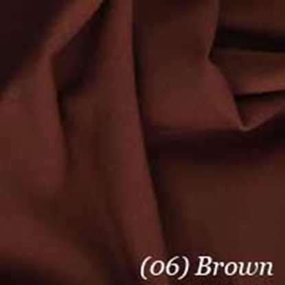 Cotton Swatch - Brown (06)