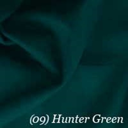 Cotton Swatch - Hunter Green (09)