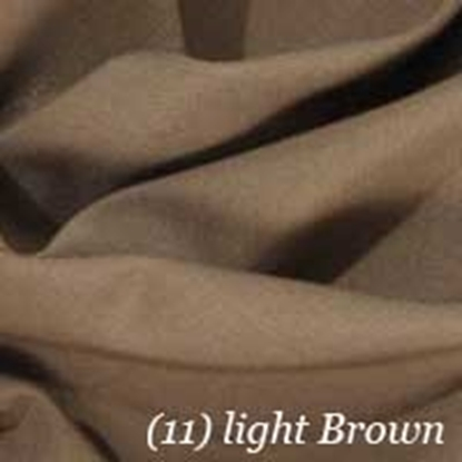 Cotton Swatch - Light Brown (11)