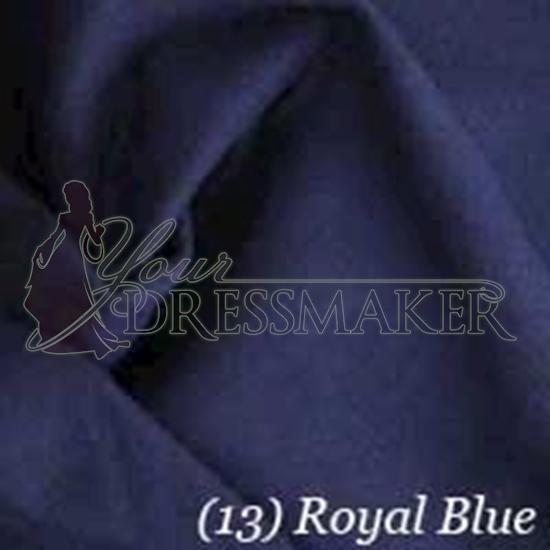 Cotton Swatch - Blue (13)