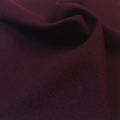 Cotton Blend Swatch - Burgundy (03)