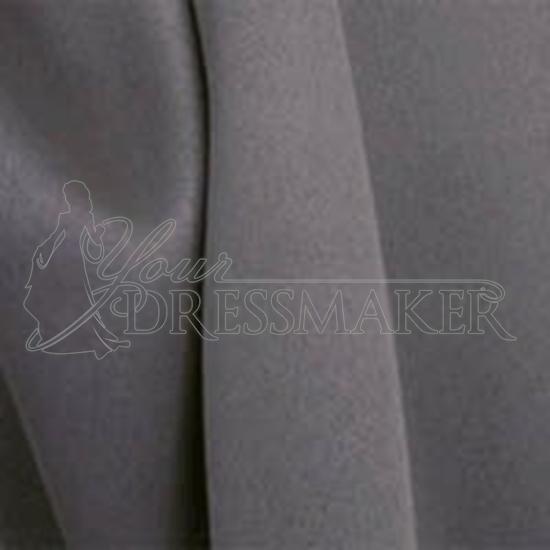 Cotton Twill Swatch - Grey (10)