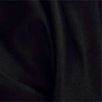 Cotton Twill Swatch - Black (12)