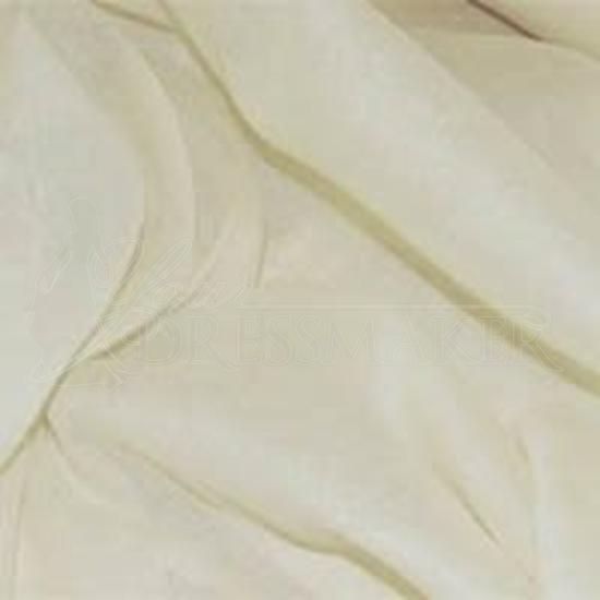 Muslin Cotton Swatch - Ivory (01)