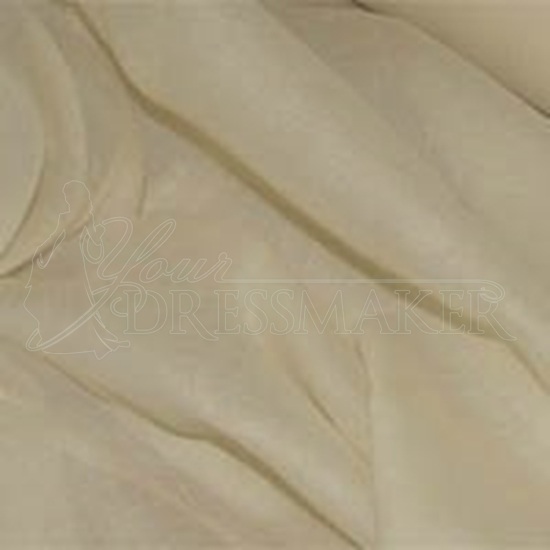 Muslin Cotton Swatch - Cream (02)