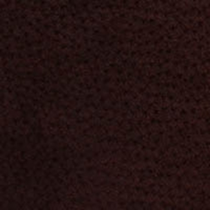 Suede Leather Swatch - Dark Brown (06)