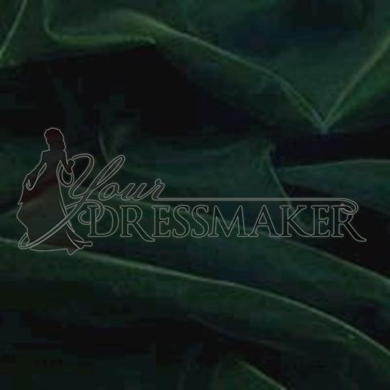 Royal Velvet Swatch - Dark Green (07)