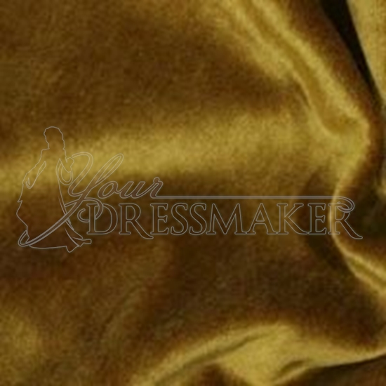 Royal Velvet Swatch - Gold (18)