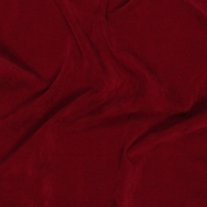 Soft Suede Texture Swatch - Red (03)