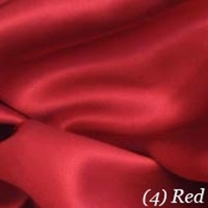 Satin Swatch - Red (04)