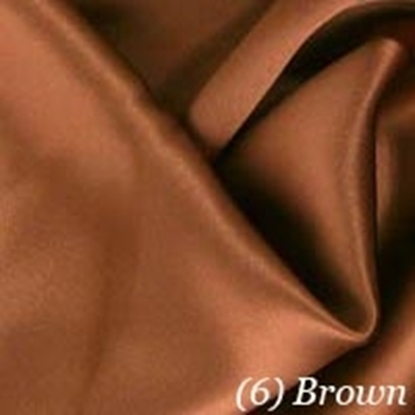 Satin Swatch - Brown (06)