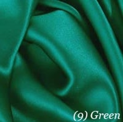 Satin Swatch - Green (09)
