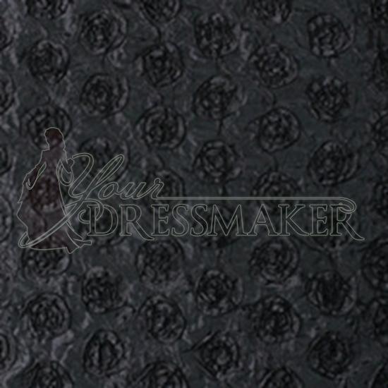 Taffeta Ornament Swatch - Black (32)