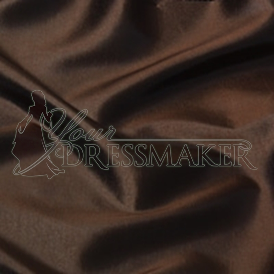 Taffeta Plain Swatch - Brown (06)
